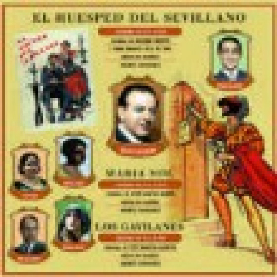 El Huesped Del Sevillano - María Sol - Los Gavilanes