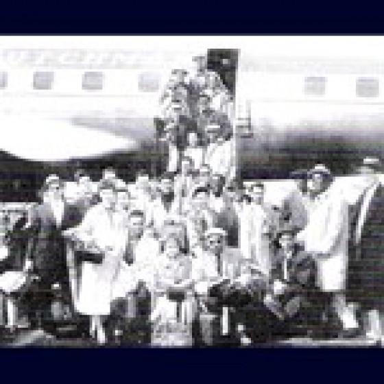 New York departure