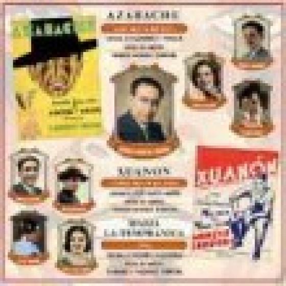 Azabache - Xuanon - Maria La Tempranica