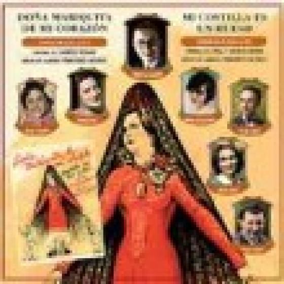 Doña Mariquita De Mi Corazón - Mi Costilla Es Un Hueso