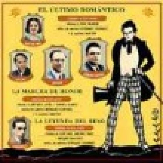 El Último Romantico - La Marcha De Honor - La Leyenda Del Beso