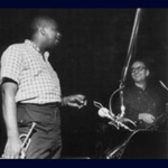 With Thad Jones