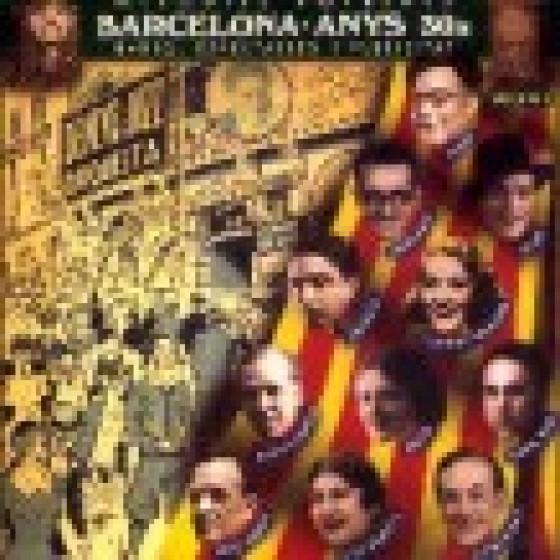 Melodies Populars - Barcelona Anys 30 - Vol.1