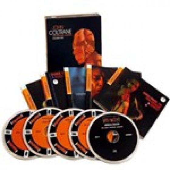 The Impulse Albums: Volume One (5-CD Box Set)