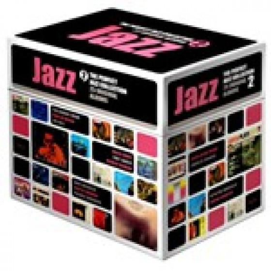 The Perfect Jazz Collection, Vol. 2 - 25 Original Albums (DeLuxe Case)