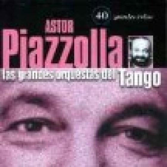 Las Grandes Orquestas del Tango: Orquesta Astor Piazzolla - 2 CDs