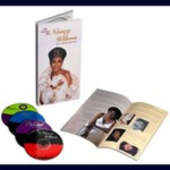 The Essence of Nancy Wilson - Four Decades of Music (4-CD Box Set)