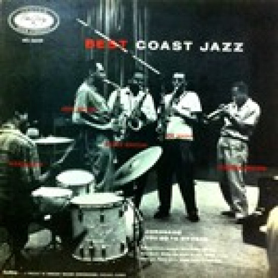 Best Coast Jazz (Vinyl)