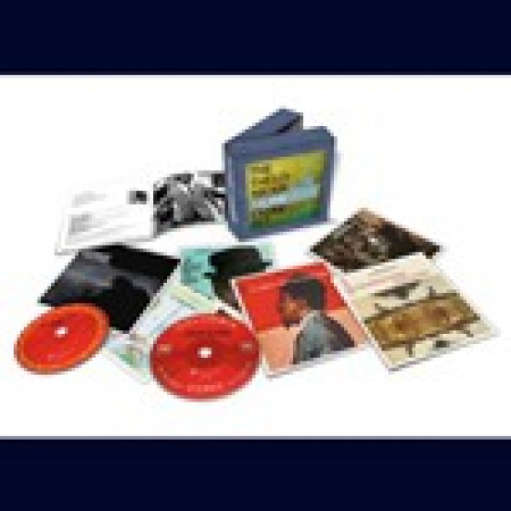 The Complete Columbia Studio Albums Collection (6-CD Box Set)