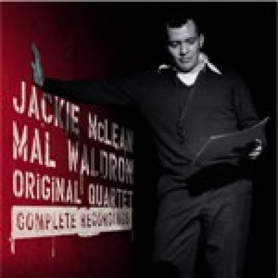 Jackie McLean-Mal Waldron Original Quartet - Complete Recordings (2-CD Set)