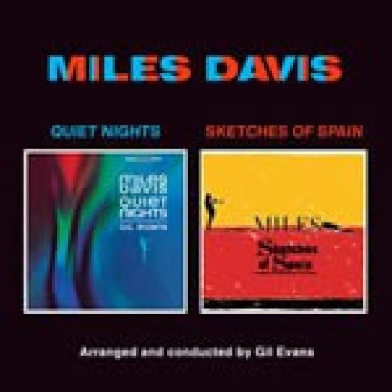Quiet Nights + Sketches of Spain (2 LPs on 1 CD) + Bonus Tracks