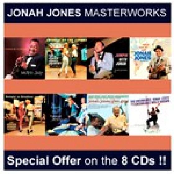 The Jonah Jones Masterworks (8-CD Collection)