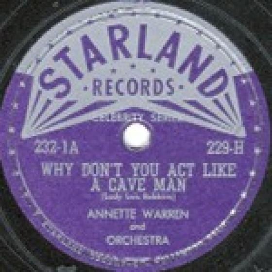 Starland Records 232-1A (229-H)