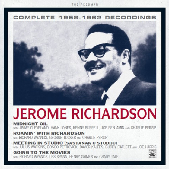 Complete 1958-1962 Recordings (4 LPs on 2 CDs)