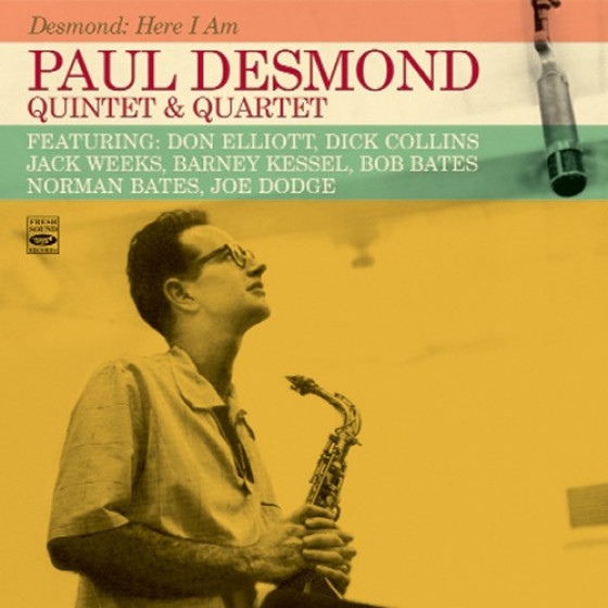 Desmond: Here I Am (2 LPs on 1 CD)