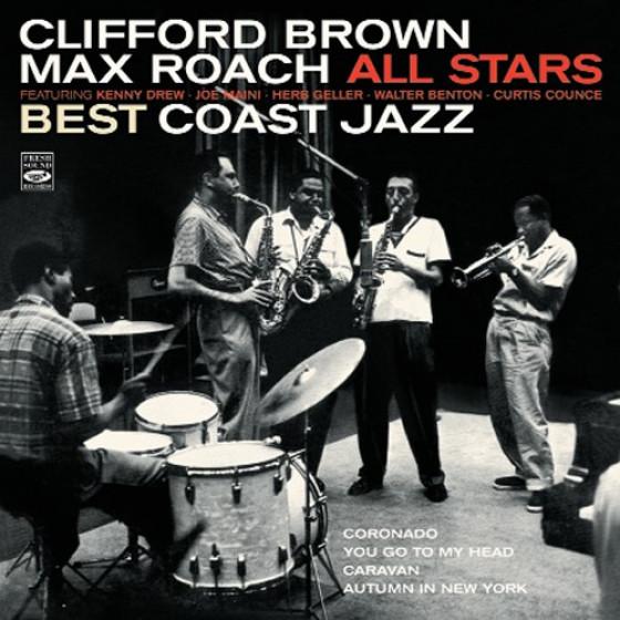 Best Coast Jazz (2 LPs on 1 CD)
