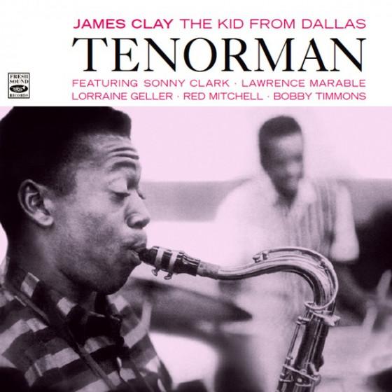 The Kid From Dallas: Tenorman (+ 6 Bonus Tracks)