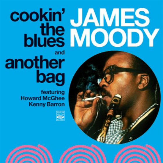 Cookin' The Blues + Another Bag (2 LPs on 1 CD)