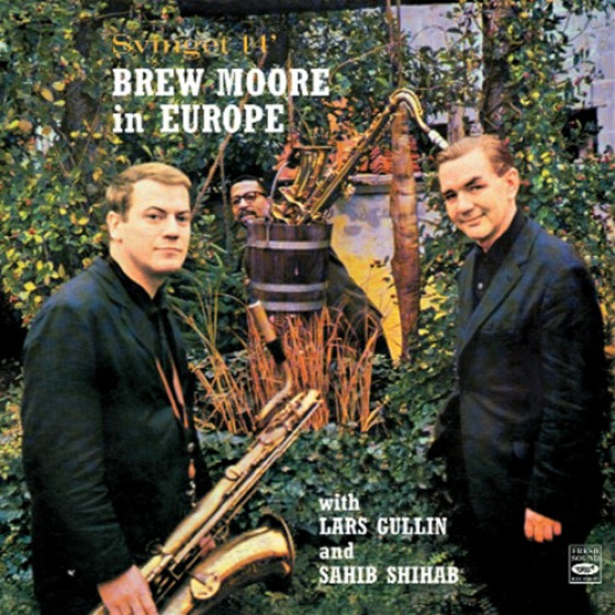Svinget 14 - Brew Moore in Europe (+ 5 Bonus Tracks)