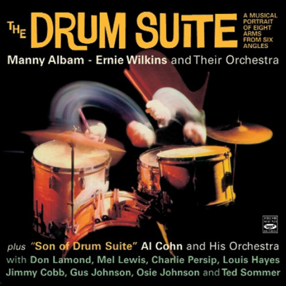 The Drum Suite + Son of Drum Suite (2 LP on 1 CD)
