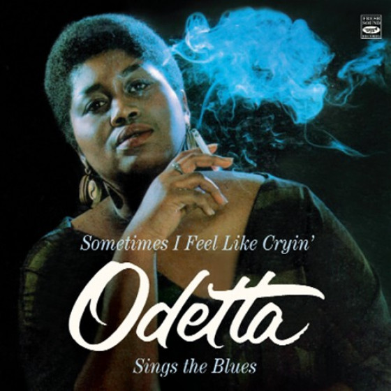 Odetta and the Blues + Sometimes I Feel Like Cryin' (2 LPs on 1 CD)