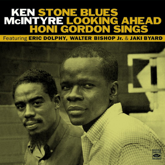 Stone Blues + Looking Ahead + Honi Gordon Sings (3 LPs on 2 CDs)