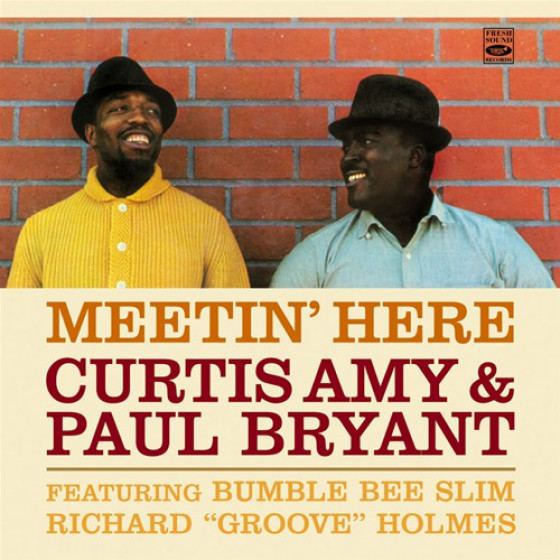 Meetin' Here + Bonus Tracks