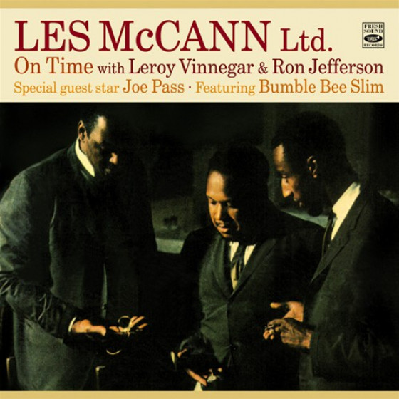 Les McCann Ltd. On Time + Bonus Tracks