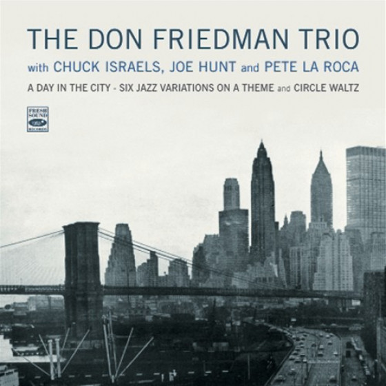 A Day In The City - Six Jazz Variations on a Theme + Circle Waltz (2 LP on 1 CD)