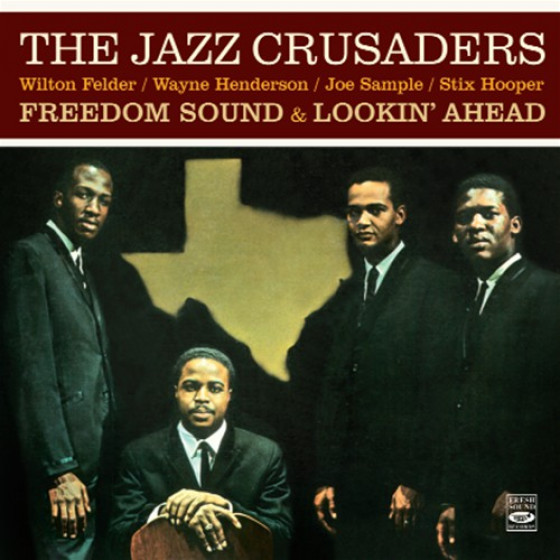 Freedom Sound & Lookin' Ahead (2 LPs on 1 CD)