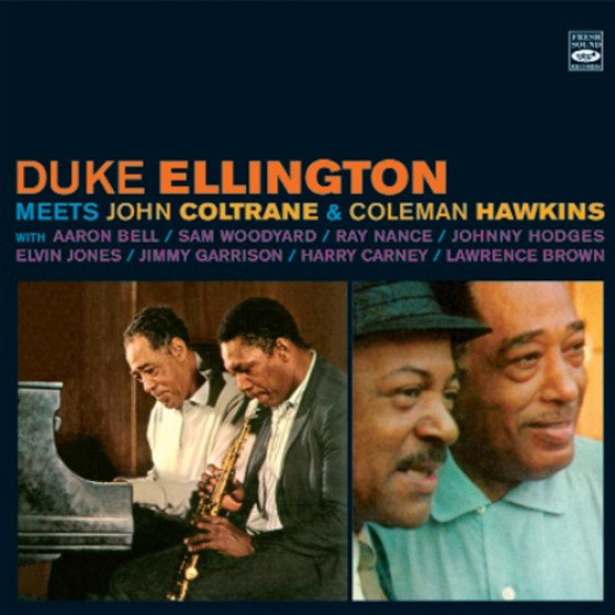 Meets John Coltrane & Coleman Hawkins (2 LPs on 1 CD)