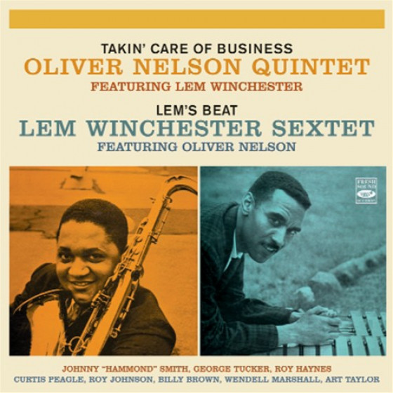 Takin' Care of Business + Lem's Beat (2 LPs on 1 CD)