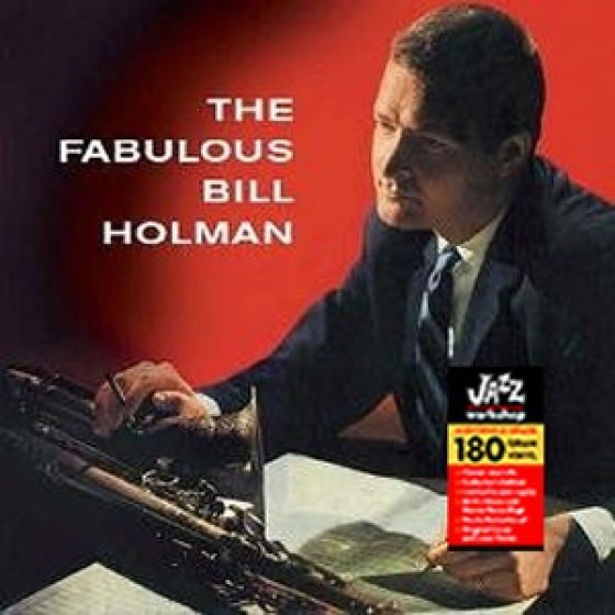 The Fabulous Bill Holman (Audiophile 180gr. Hq Vinyl)