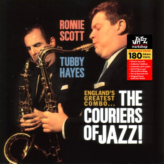 England's Greatest Combo... The Couriers of Jazz (audiophile 180gr. Hq Vinyl)