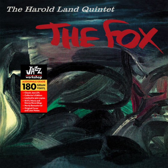 The Fox (Audiophile 180gr. HQ Vinyl)