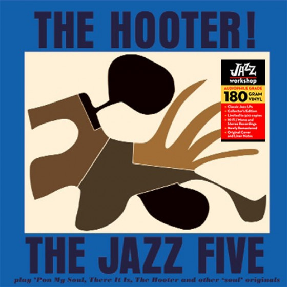 The Hooter! (Audiophile 180gr. HQ Vinyl)