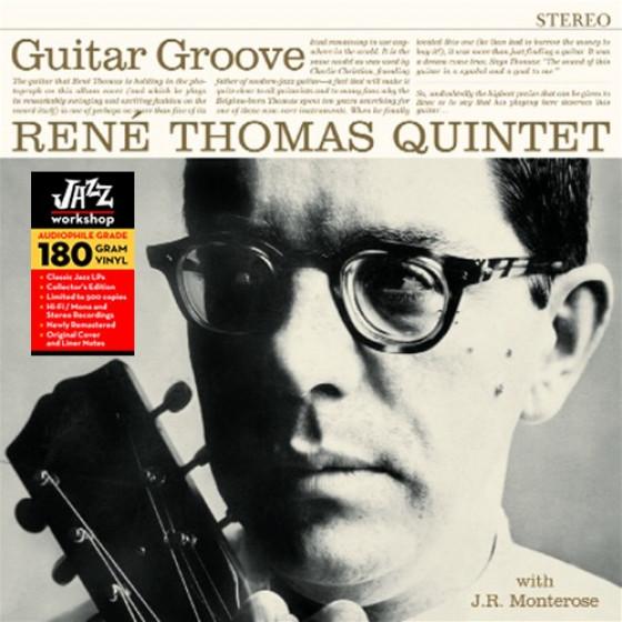 Guitar Groove (Audiophile 180gr. HQ Vinyl)