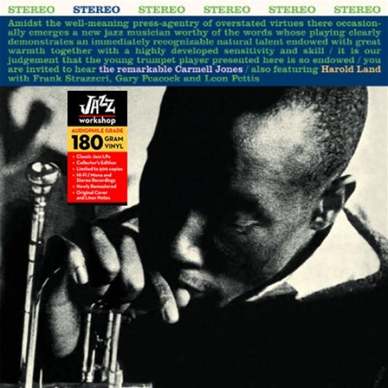 The Remarkable Carmell Jones (Audiophile 180gr. HQ Vinyl)