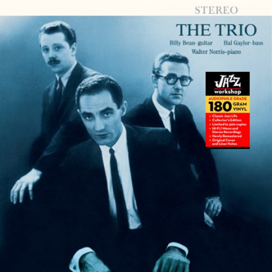 The Trio (Audiophile 180gr. Hq Vinyl)