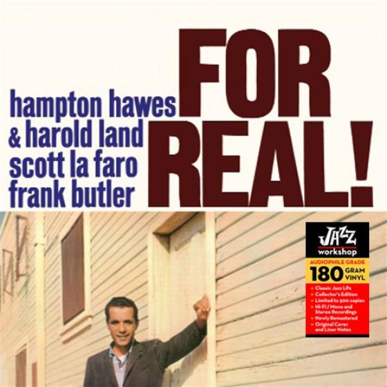 For Real (Audiophile 180gr. HQ Vinyl)