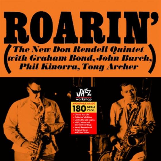 Roarin' (Audiophile 180gr. Hq Vinyl)