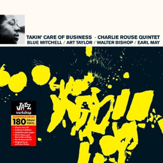 Takin' Care of Business (Audiophile 180gr. HQ Vinyl)