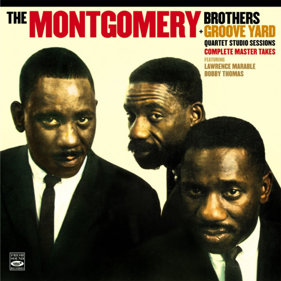 The Montgomery Brothers + Groove Yard (2 LPs on 1 CD)