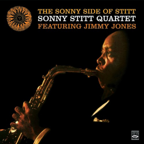 The Sonny Side of Stitt (4 LP on 2 CD) Feat. Jimmy Jones