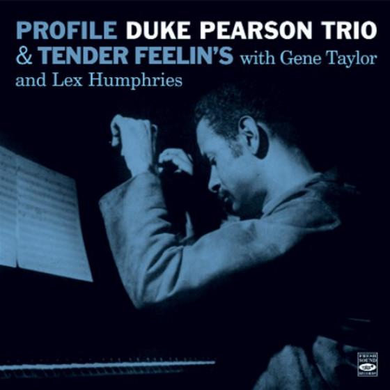 Profile & Tender Feelin's (2 LPs on 1 CD)