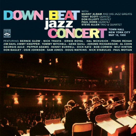 Town Hall, New York City, May 16, 1958 (2 LPs on 1 CD)