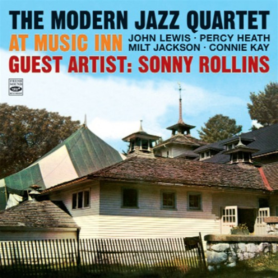 At Music Inn - Guest Artist: Sonny Rollins (2 LPs on 1 CD)