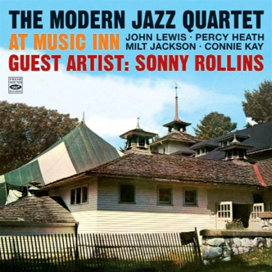 At Music Inn - Guest Artist: Sonny Rollins (2 LPs on 1 CD)