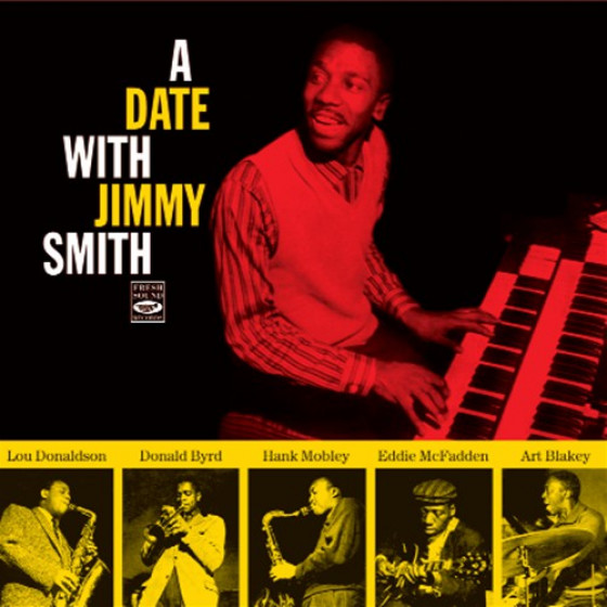 A Date With Jimmy Smith (2 LPs on 1 CD)