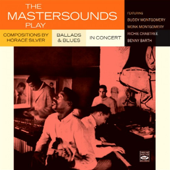 The Mastersounds Play (3 LPs on 2 CDs)